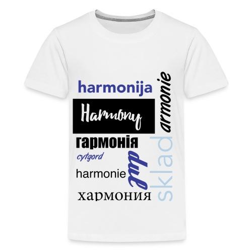 Harmony - Kids' Premium T-Shirt