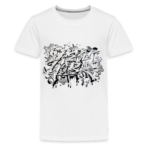 Rez - NYG Design - Kids' Premium T-Shirt