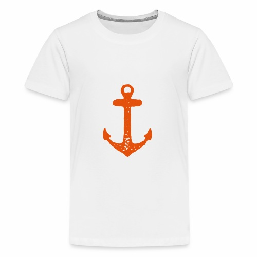 Test Vector Anchor - Kids' Premium T-Shirt