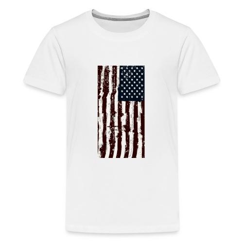 Hanging Flag - Kids' Premium T-Shirt