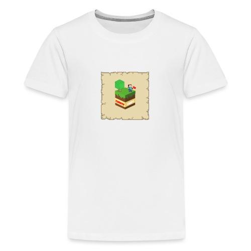TurkiyeCraft - Kids' Premium T-Shirt