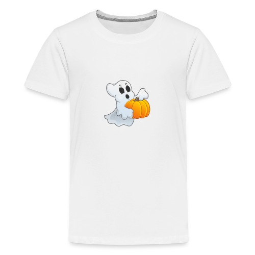 Kibzgaming Halloween MERCHANDISE - Kids' Premium T-Shirt