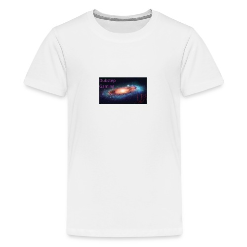 Dubstep Gaming Galaxy Design - Kids' Premium T-Shirt
