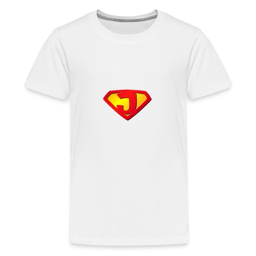 super J - Kids' Premium T-Shirt