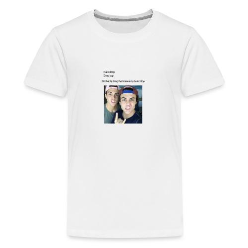 Dolan lip thing - Kids' Premium T-Shirt