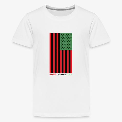 juneteenth003 - Kids' Premium T-Shirt