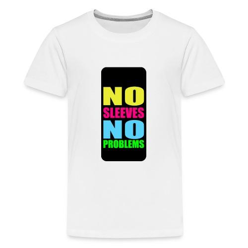 neonnosleevesiphone5 - Kids' Premium T-Shirt