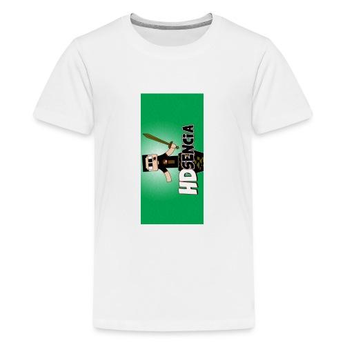 iphone5green - Kids' Premium T-Shirt