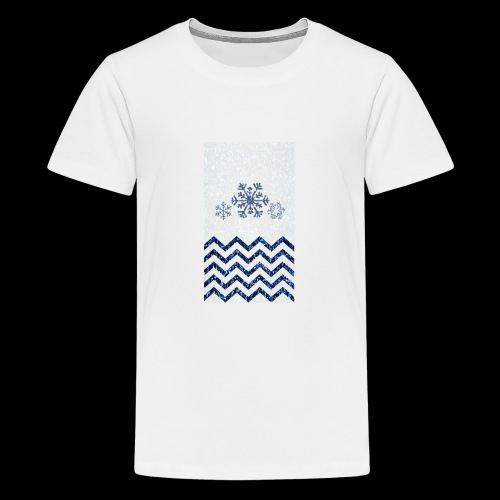 Snow ice - Kids' Premium T-Shirt