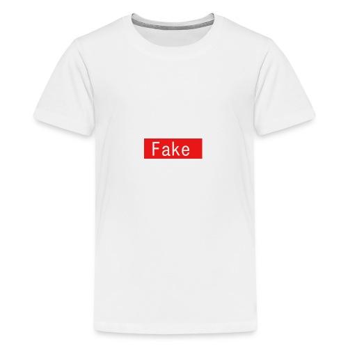 Fake By Clean Finish - Kids' Premium T-Shirt