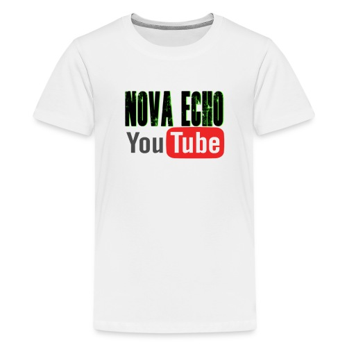 Nova Echo Merch - Kids' Premium T-Shirt