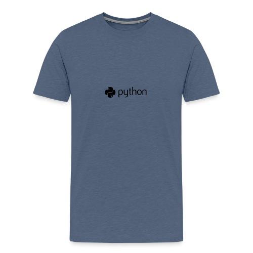 python logo - Kids' Premium T-Shirt