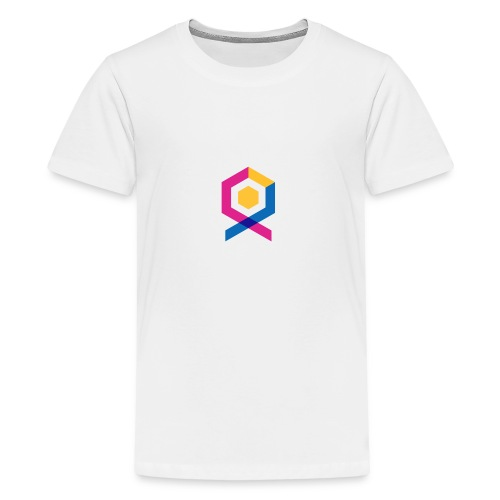 geometric abstract - Kids' Premium T-Shirt