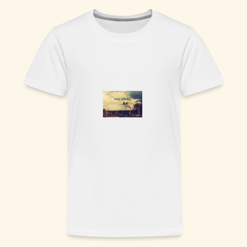 stay strong calforina - Kids' Premium T-Shirt