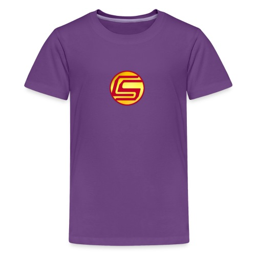 logolargerevisions tshirts - Kids' Premium T-Shirt