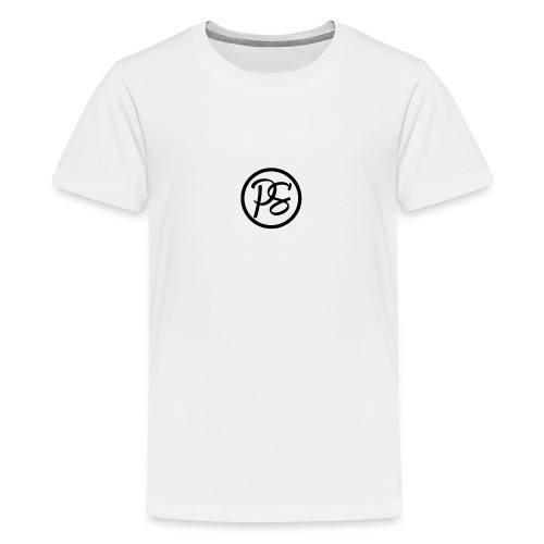 Pursue Brand Baseball Tee - Kids' Premium T-Shirt