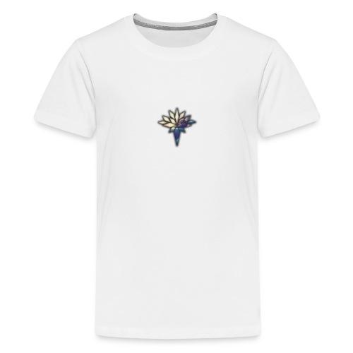 Mr.Swiss logo - Kids' Premium T-Shirt