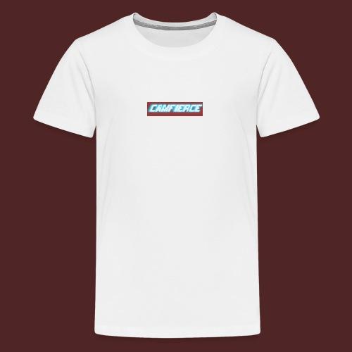 Camfierce logo - Kids' Premium T-Shirt