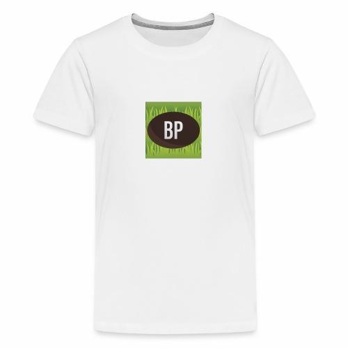 Bunnypoo Logo 1 - Kids' Premium T-Shirt
