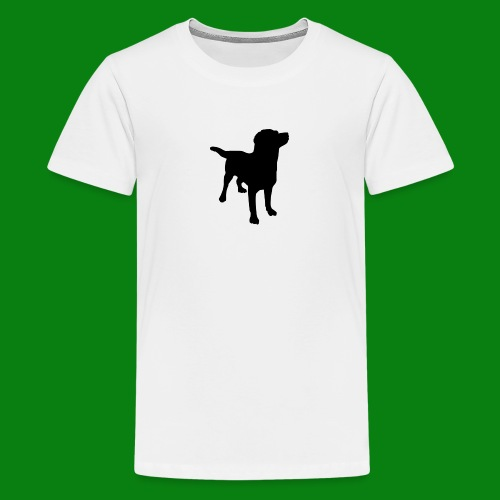 Kids' Premium T-Shirt - Dog,cute,funny