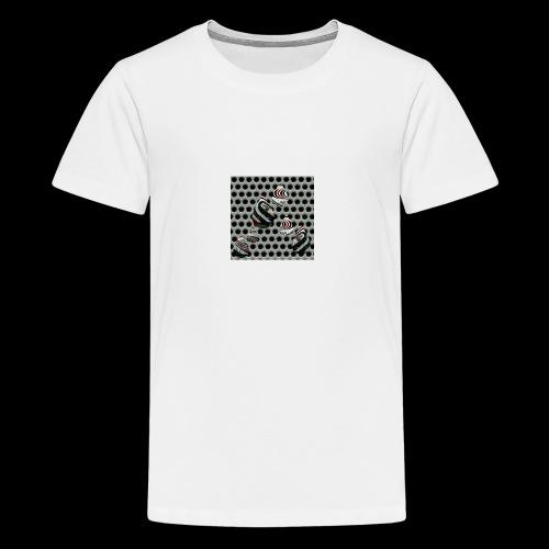 Rainydemiboy ! 's logo ! - Kids' Premium T-Shirt
