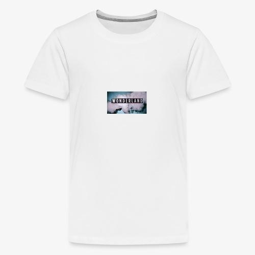 wonderland case - Kids' Premium T-Shirt