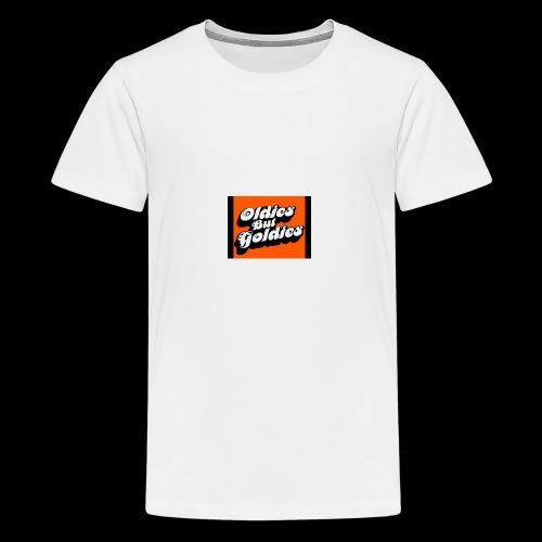 OLDIE 1.0 - Kids' Premium T-Shirt