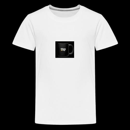 Official Lettrering Mug Of firdaaanissa - Kids' Premium T-Shirt