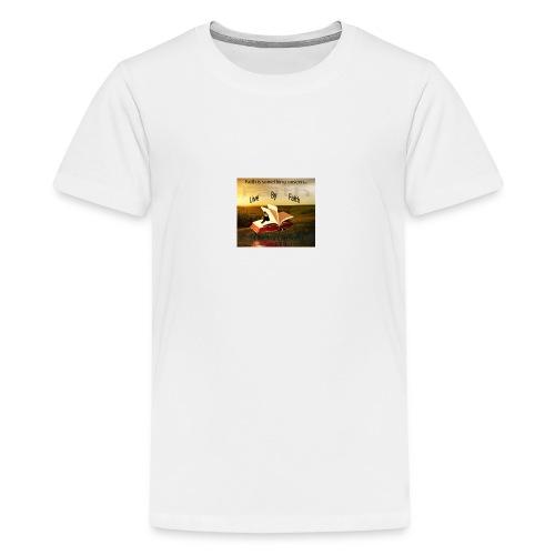 Faith I can see - Kids' Premium T-Shirt