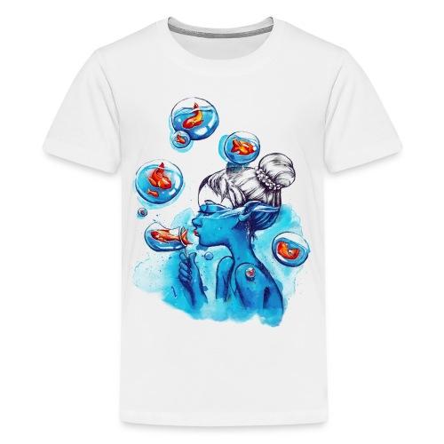 bubbles - Kids' Premium T-Shirt