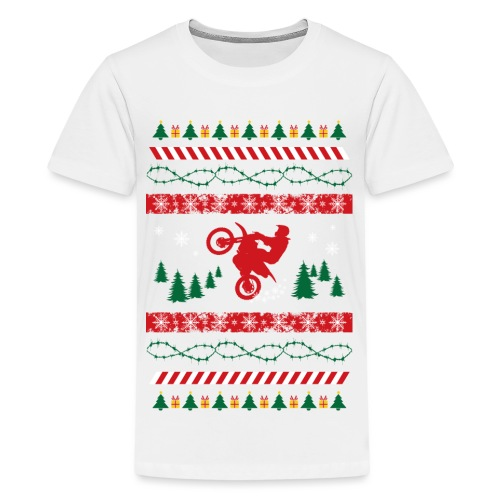 Ugly Christmas Sweater MX - Kids' Premium T-Shirt