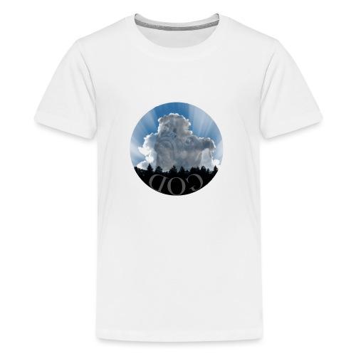 Dog is God - Kids' Premium T-Shirt