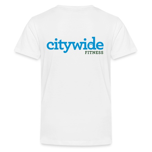 Citywide Logo text cmyk - Kids' Premium T-Shirt
