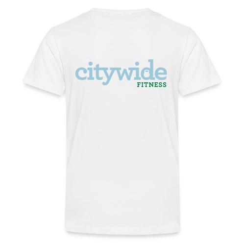 Citywide Logo text cmyk - Kids' Premium T-Shirt