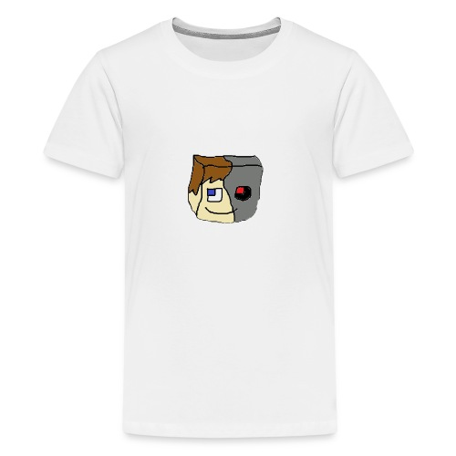 BTV Head 2 png - Kids' Premium T-Shirt