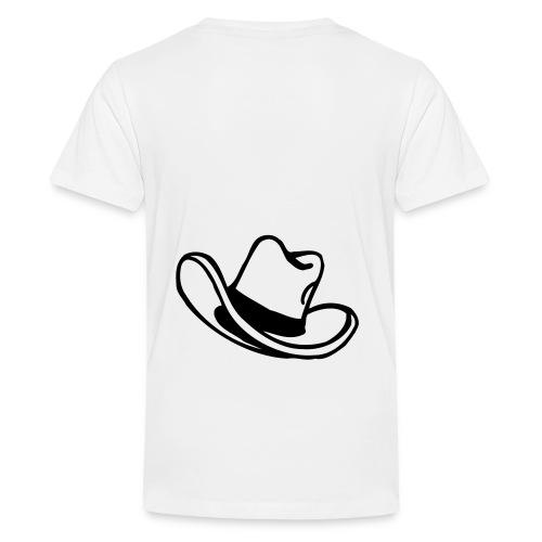 Hat - Kids' Premium T-Shirt
