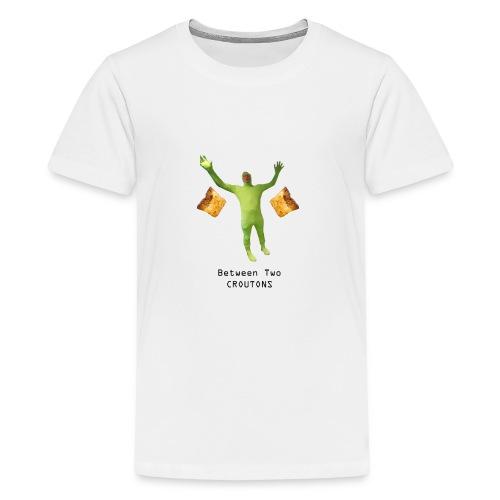 virtualman croutons - Kids' Premium T-Shirt