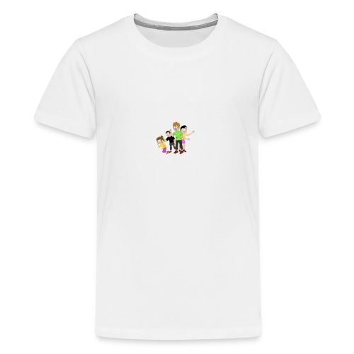 Lost The Plot Merch - Kids' Premium T-Shirt