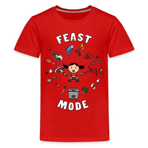 Feast Mode - Kids' Premium T-Shirt
