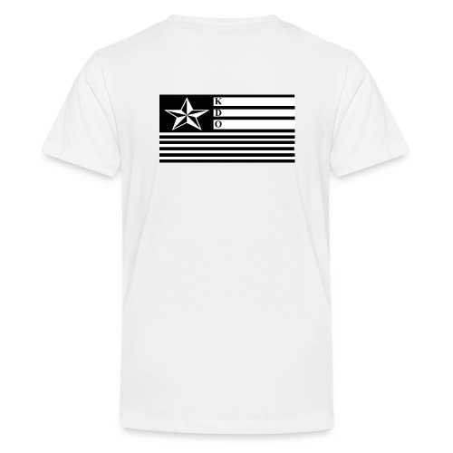 KDO Official Flag T-Shirts - Kids' Premium T-Shirt