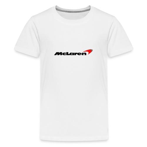 mclaren logo png - Kids' Premium T-Shirt