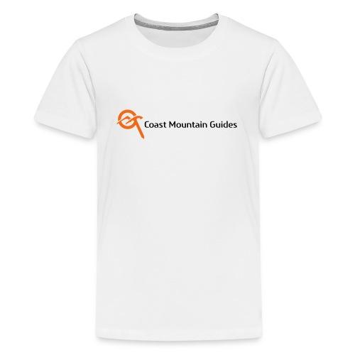 cmg logo horiz cmyk - Kids' Premium T-Shirt