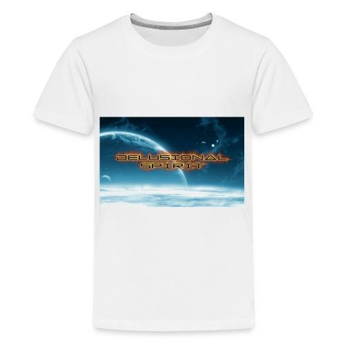 bblue bice bplanet 2 jpg - Kids' Premium T-Shirt