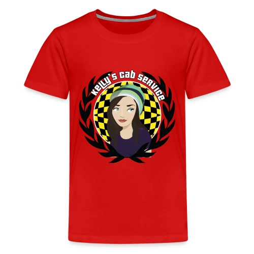 kellyscabservice 5 - Kids' Premium T-Shirt