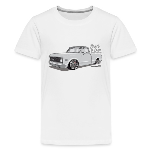 Short & Low C10 - Kids' Premium T-Shirt