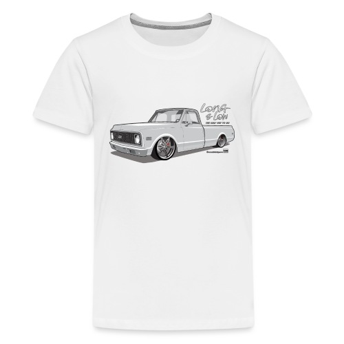 Long & Low C10 - Kids' Premium T-Shirt