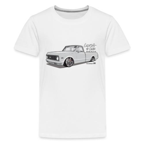 Long & Low C10 - Kids' Premium T-Shirt