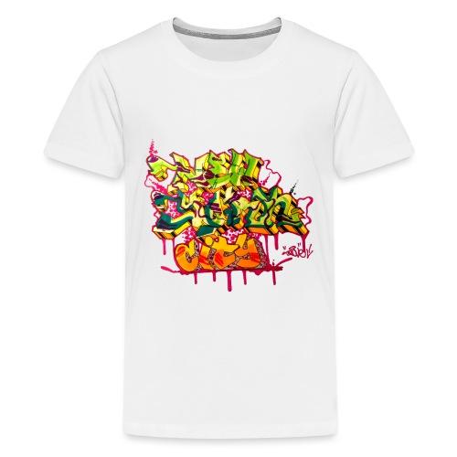POVE - NYG Design - Kids' Premium T-Shirt