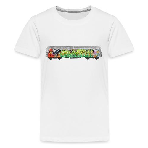 NicOne - NY Graff Design - Kids' Premium T-Shirt