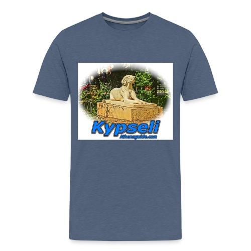 kypseli dog jpg - Kids' Premium T-Shirt